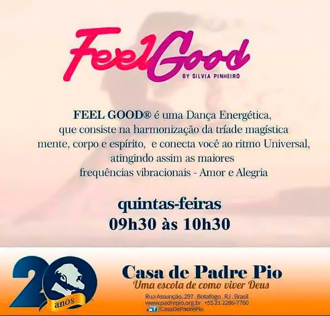 Feel Good By Silvia Pinheiro® Gratuita