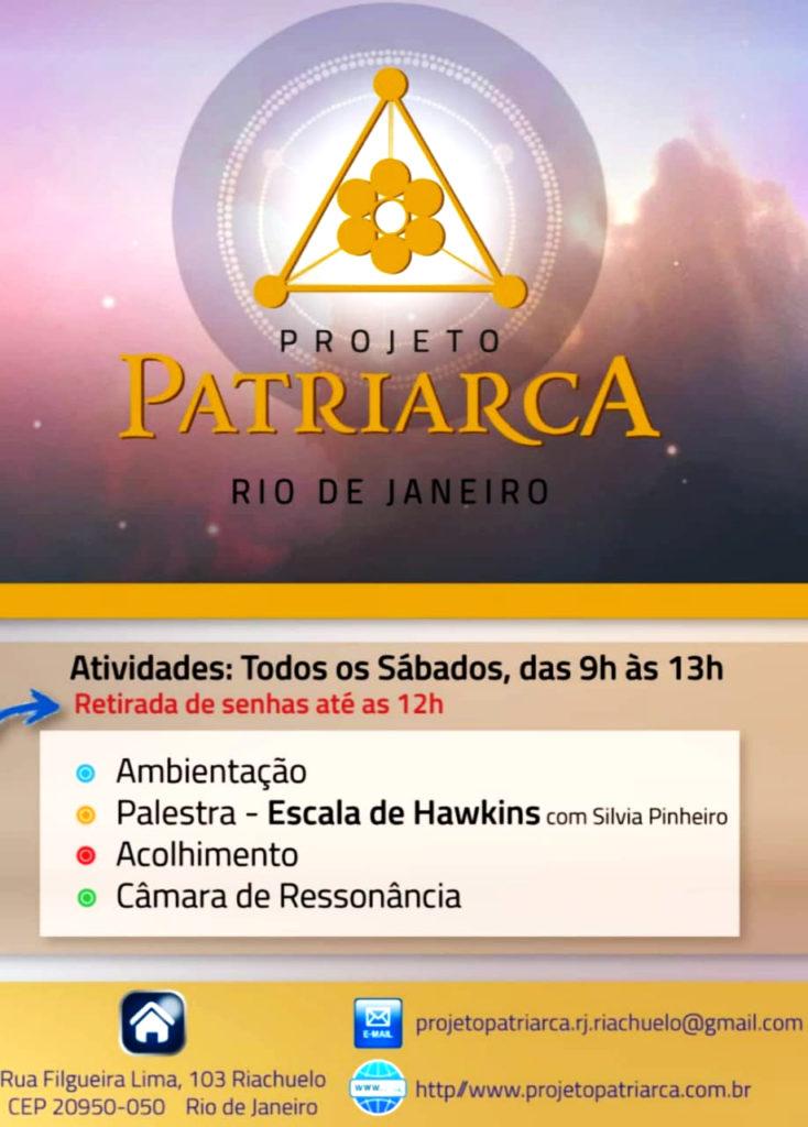 Eventos - Palestra Escala de Hawkings