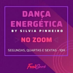 Read more about the article DANÇA ENERGÉTICA BY <br> SILVIA PINHEIRO NO ZOOM!