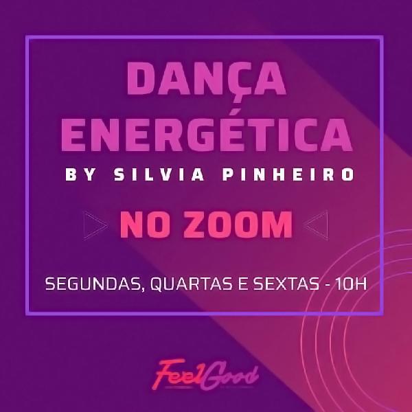 Eventos - Dança Energética no Zoom